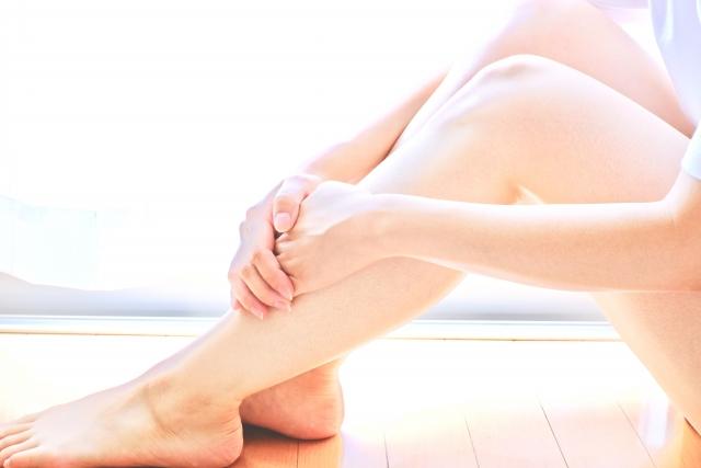 お家で簡単美脚トレーニング