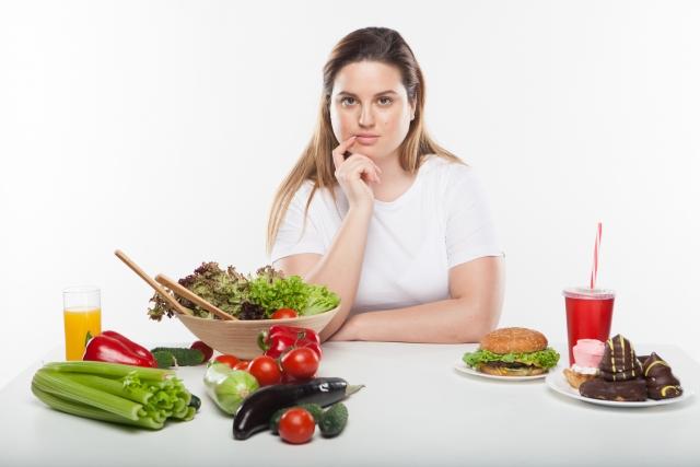エネルギー不足はダイエットの大敵