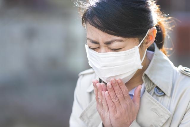 インフルエンザ早くも流行!??