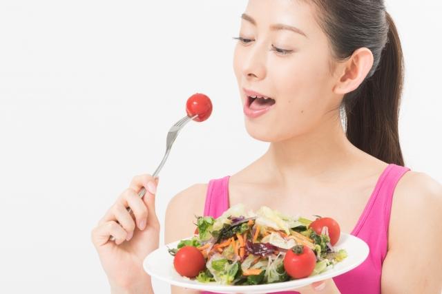 痩せたいから食事量を減らす!?